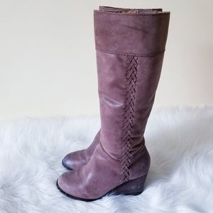 Lucky Brand SANNA Wedge Boots